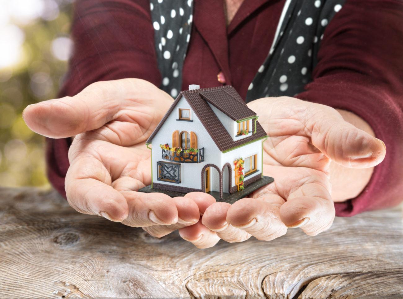 Immobilie geerbt
