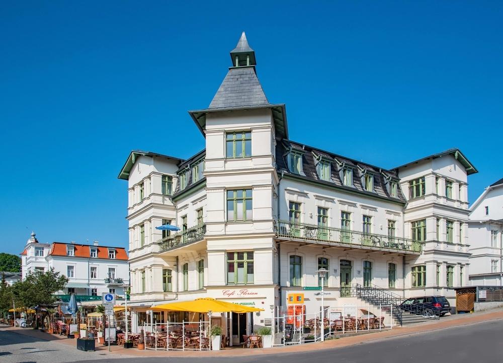 Zentral und Ruhig im Seebad Bansin- Bäderarchitektur zum verlieben, 17429 Heringsdorf / Bansin, Etagenwohnung