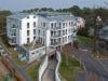 Toplage an Heringsdorfer Promenade - Traumappartement mit Ostseeblick und Wellness-Bereich im Haus - OR-Luftaufnahme-01