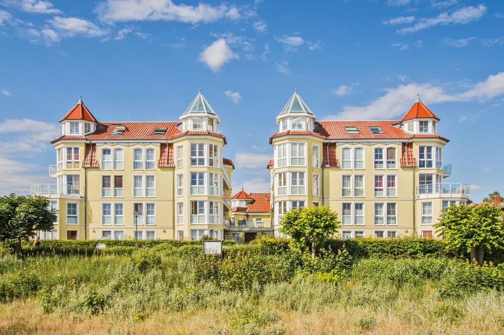 An der Bansiner Promenade – großzügiges Appartement mit Chic, 17429 Heringsdorf / Bansin, Erdgeschosswohnung