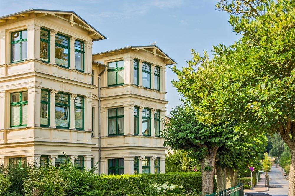 Bäderarchitektur im Herzen des Seebad Bansin-  Helles Dachgeschoss mit wunderschönem Ausblick, 17429 Heringsdorf / Bansin, Dachgeschosswohnung